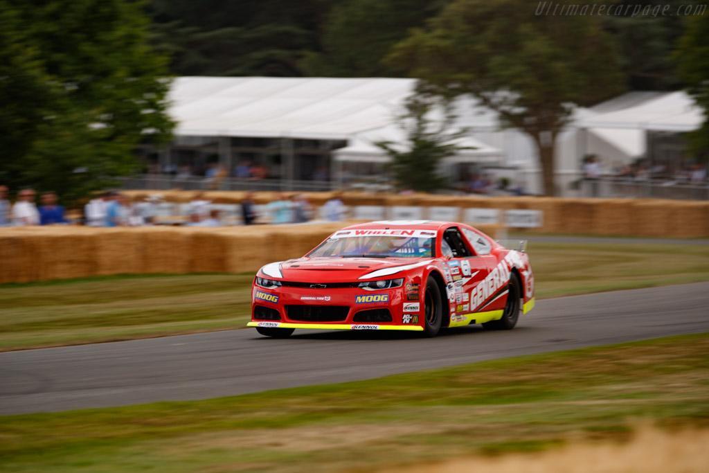Chevrolet Camaro  - Entrant: Will Spencer - Driver: Tom Kristensen - 2019 Goodwood Festival of Speed