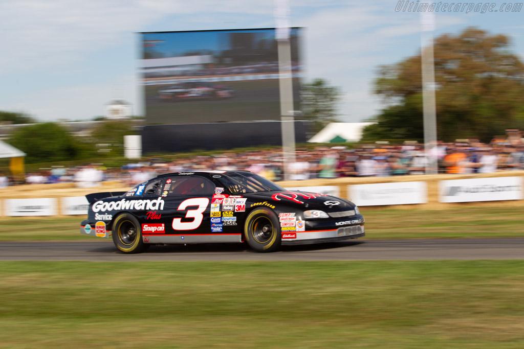 Chevrolet Monte Carlo  - Entrant: Will Spencer - Driver: Bobby Labonte - 2019 Goodwood Festival of Speed
