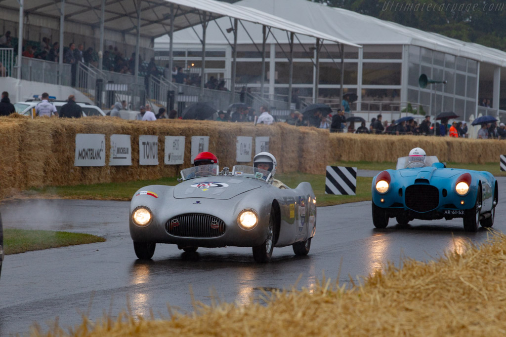 Cisitalia 202 SMM - Chassis: 036SMM - Entrant: Museo Nasionale dell' AutomobileTorino - 2019 Goodwood Festival of Speed