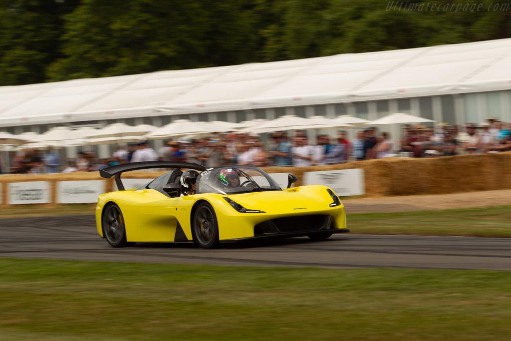 Dallara Stradale  - Entrant: Dallara - 2019 Goodwood Festival of Speed
