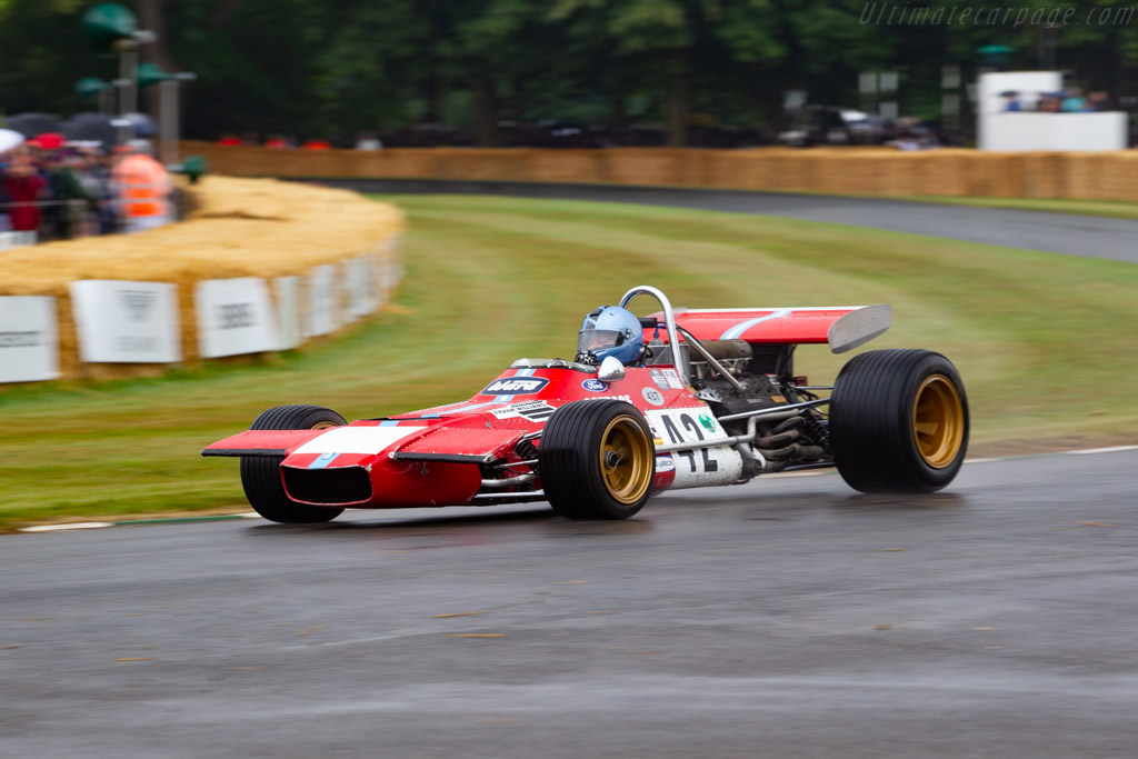 DeTomaso 505 F1 - Chassis: 505-383 - Entrant / Driver Paul Grant - 2019 Goodwood Festival of Speed