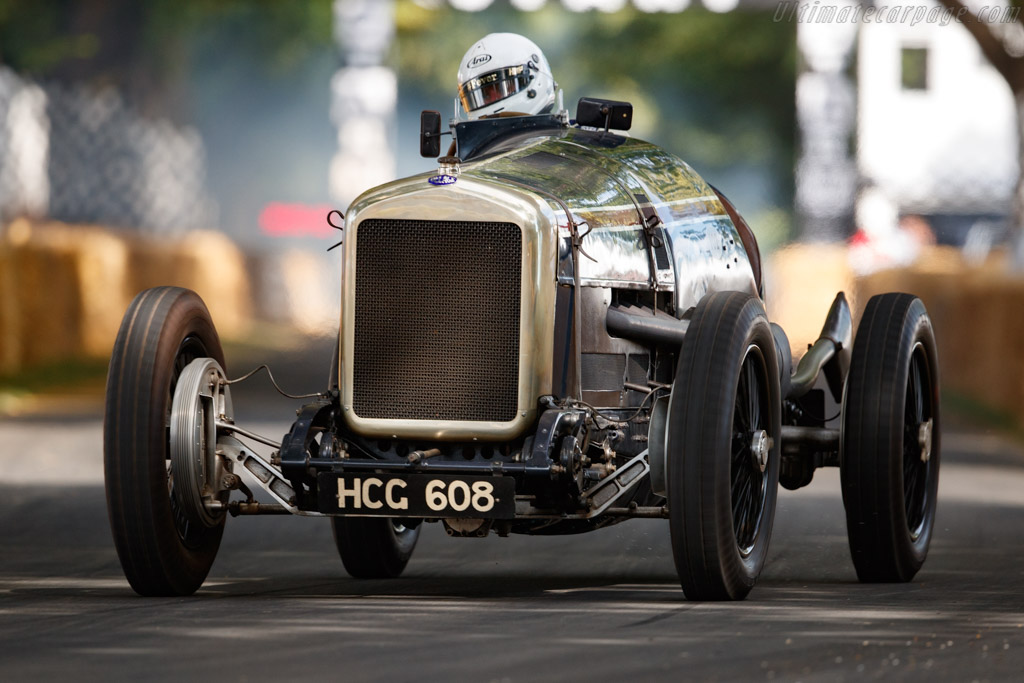 Delage DH V12 - Chassis: 8392 - Entrant: Carlos Sielecki - Driver: Edward Williams - 2019 Goodwood Festival of Speed