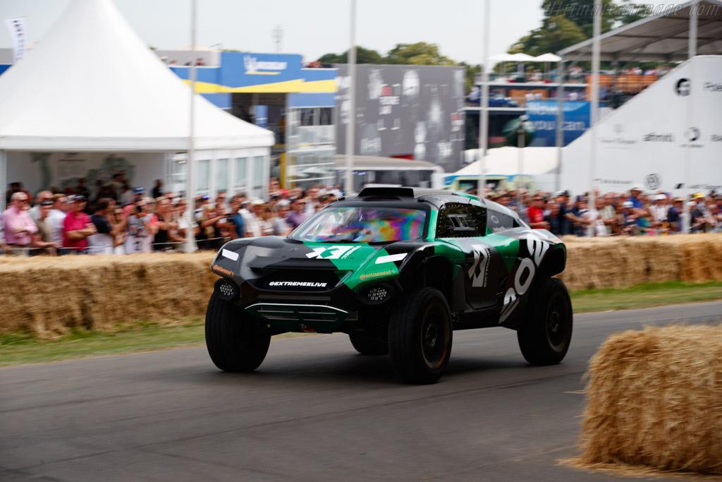 Extreme E2  - Entrant: Extreme E - 2019 Goodwood Festival of Speed