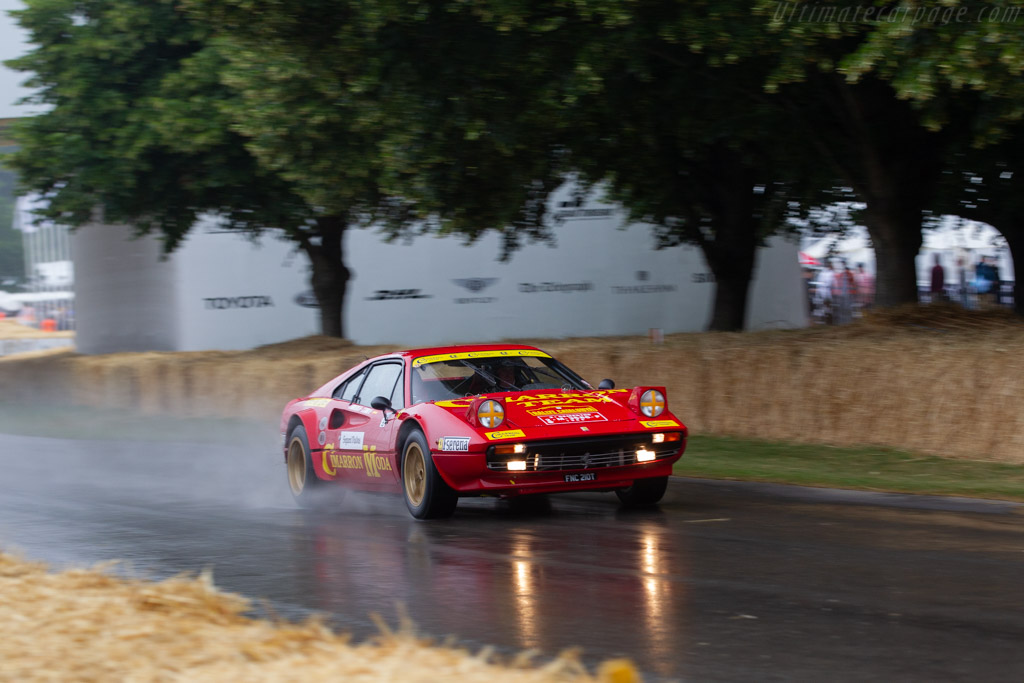 Ferrari 308 GTB Group B - Chassis: 24783 - Entrant: Christopher Wilson - Driver: Andy Prill - 2019 Goodwood Festival of Speed