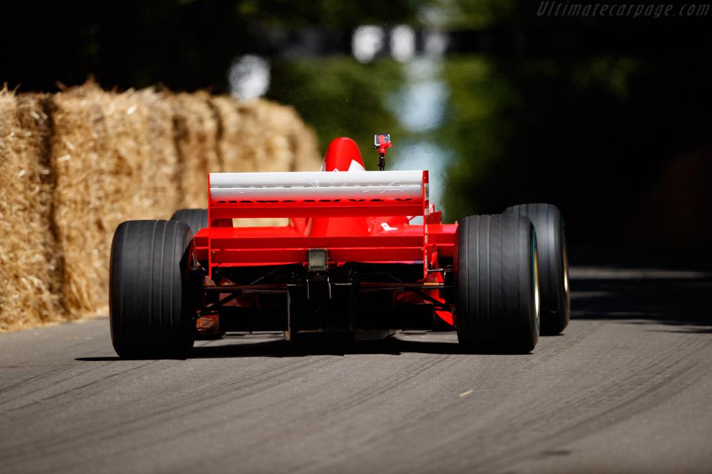 Ferrari F310B - Chassis: 179 - Entrant: Kirsten Winand - Driver: Robbie Kerr - 2019 Goodwood Festival of Speed