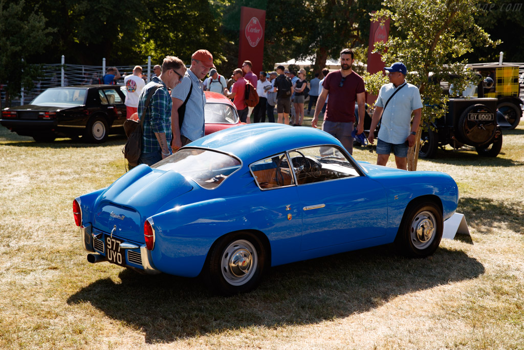 Fiat Abarth 750 GT Zagato  - Entrant: Wes Price - 2019 Goodwood Festival of Speed