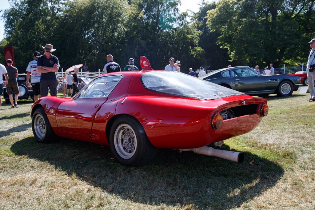 Fiat Abarth OT 2000 Periscopio  - Entrant: Möll Collection - 2019 Goodwood Festival of Speed