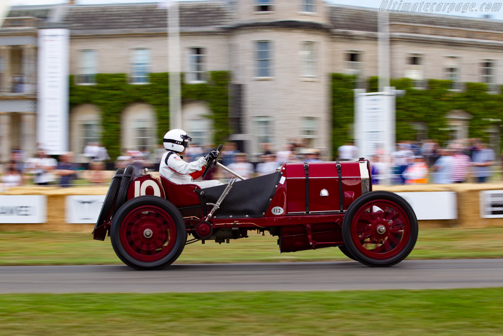 Fiat S61 - Chassis: 9124 - Entrant / Driver William Evans - 2019 Goodwood Festival of Speed