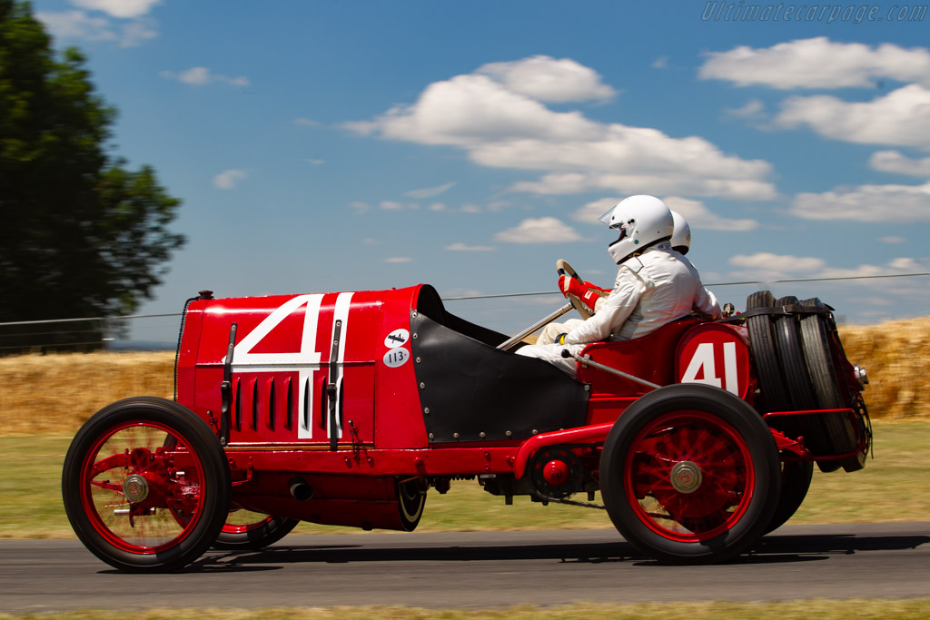 Fiat S74 - Chassis: 1 - Entrant / Driver George Wingard - 2019 Goodwood Festival of Speed