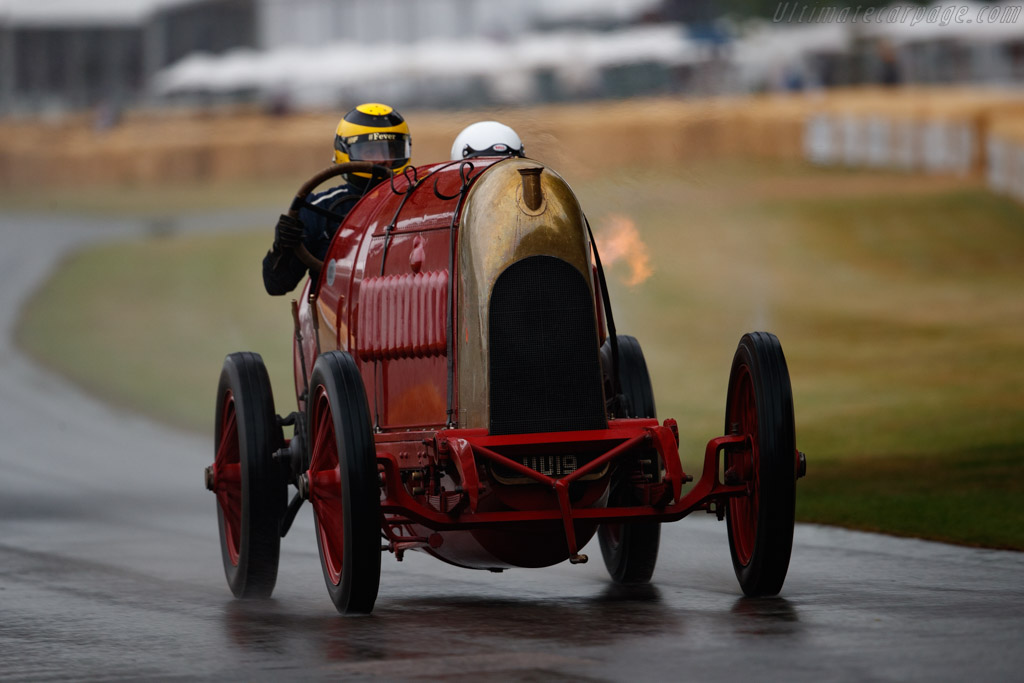 Fiat S76 - Chassis: 2 - Entrant / Driver Duncan Pittaway - 2019 Goodwood Festival of Speed