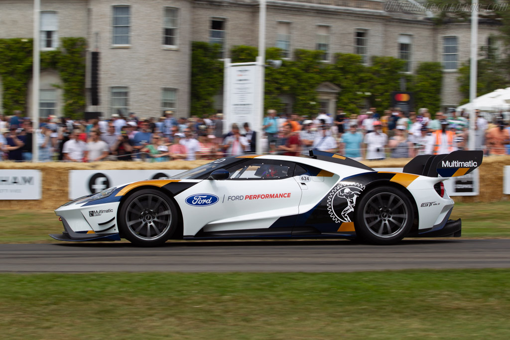 Ford GT Mk2  - Entrant: Ford Motor Company - 2019 Goodwood Festival of Speed