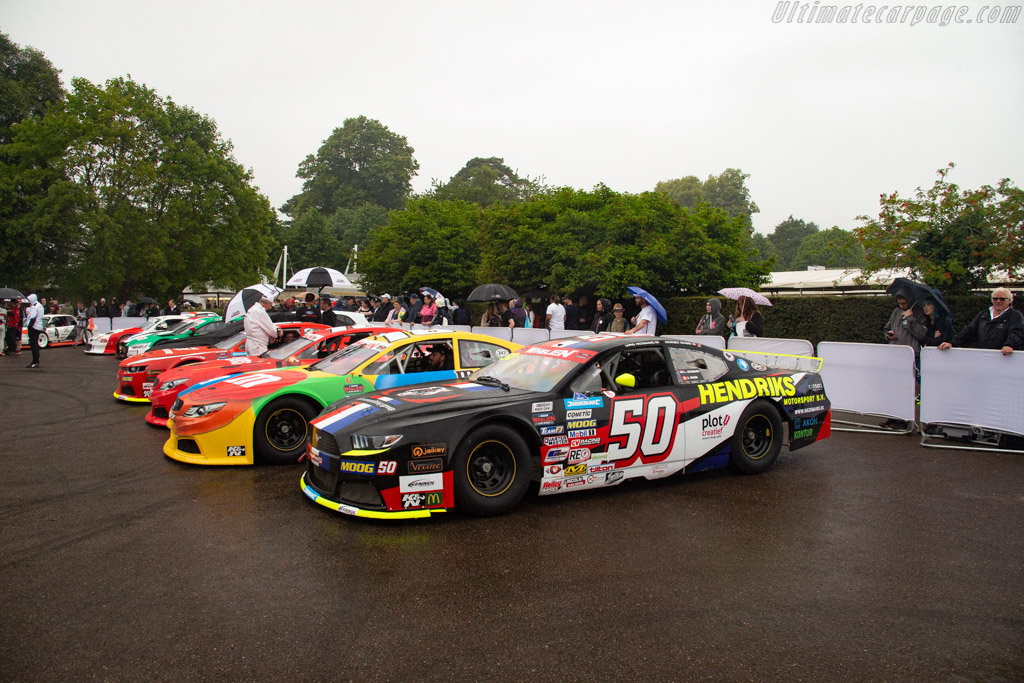 Ford Mustang  - Entrant / Driver Giorgio Maggi - 2019 Goodwood Festival of Speed