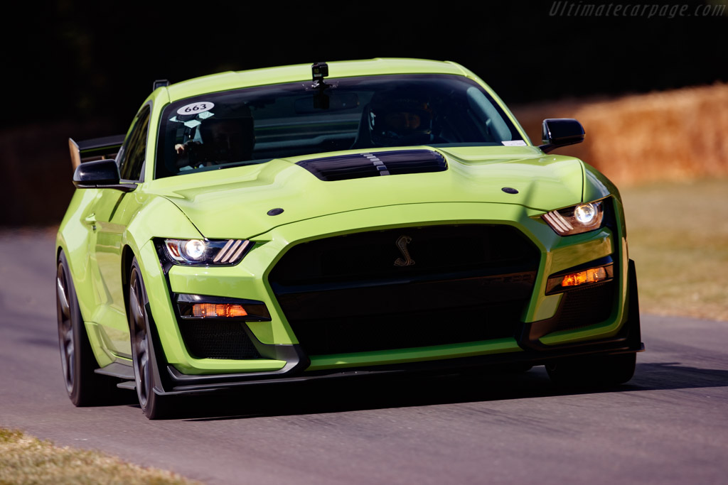Ford Shelby Mustang GT500  - Entrant: Ford Motor Company - 2019 Goodwood Festival of Speed