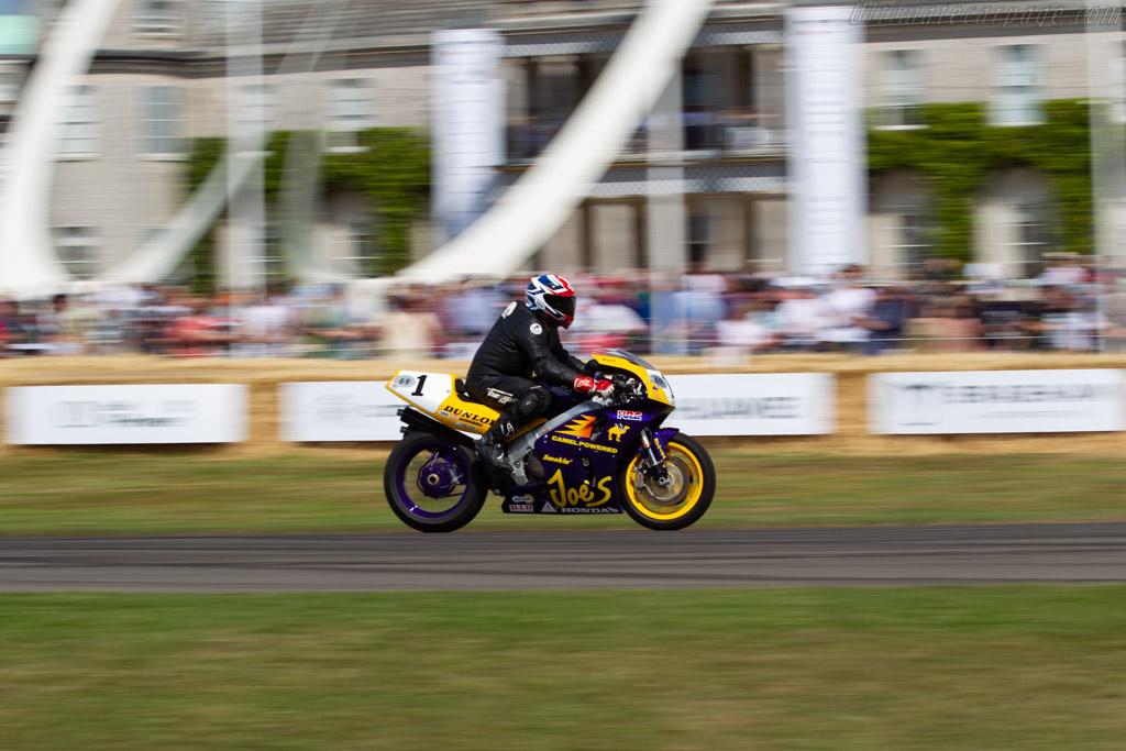 Honda CBR1000RR  - Entrant: Padgetts Racing - Driver: John McGuinness - 2019 Goodwood Festival of Speed