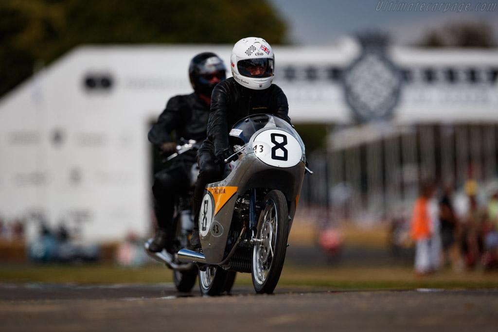 Honda RC142  - Entrant: Honda Motor Company - Driver: Stuart Graham - 2019 Goodwood Festival of Speed