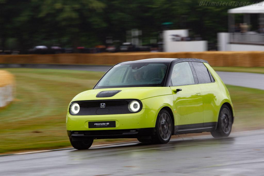 Honda eCity  - Entrant: Honda Motor Company - 2019 Goodwood Festival of Speed