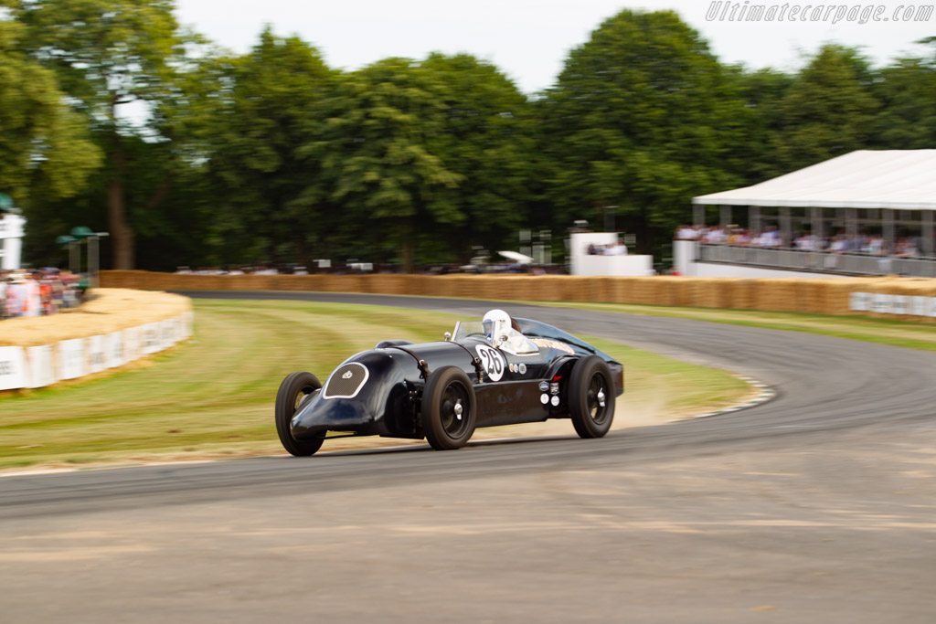 Hotchkiss AM 80 Record Car  - Entrant / Driver Steve Smith - 2019 Goodwood Festival of Speed