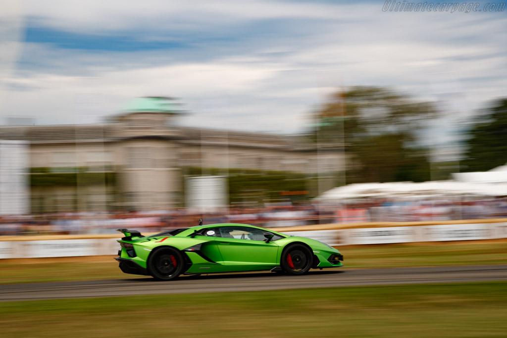 Lamborghini Aventador SVJ  - Entrant: Lamborghini Automobili - 2019 Goodwood Festival of Speed