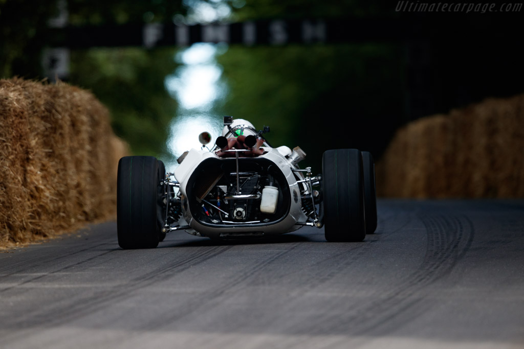 Lola T92 - Chassis: SL92/5 - Entrant: The Birrane Family - Driver: Ian Beatty - 2019 Goodwood Festival of Speed