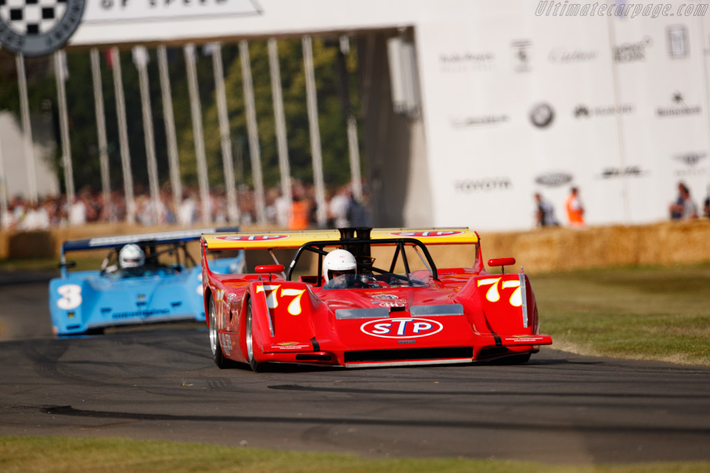 March 707 - Chassis: 707/2 - Entrant / Driver Mattea Maria Tullio - 2019 Goodwood Festival of Speed