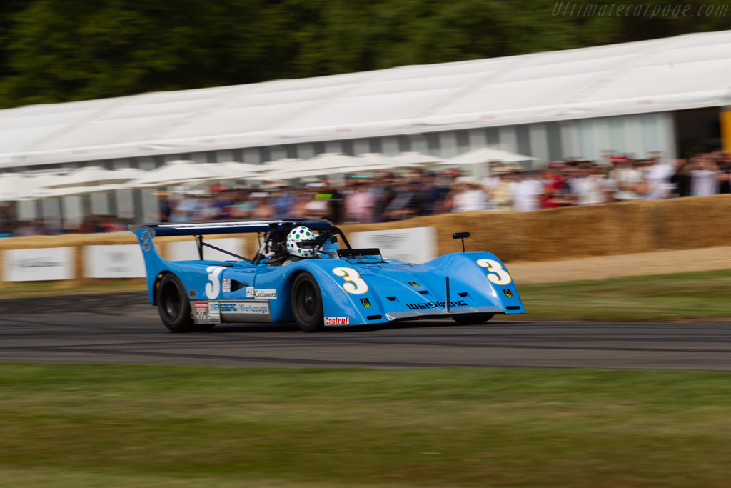 March 717 - Chassis: 717/2 - Entrant: Lionel Dodkins - Driver: Richard Dodkins - 2019 Goodwood Festival of Speed