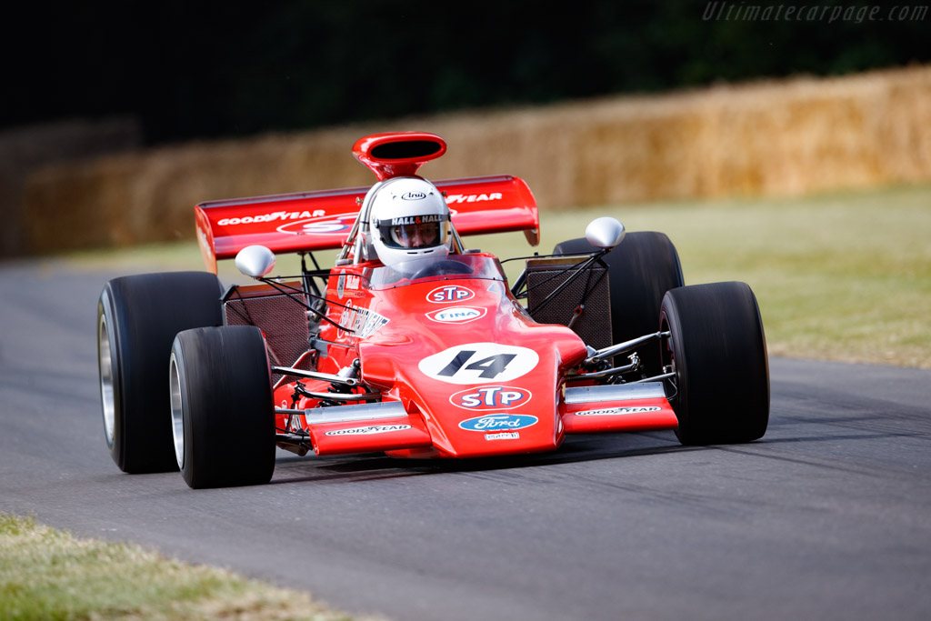March 721G - Chassis: 721G/4 - Entrant: Richard Mille - Driver: Rick Hall - 2019 Goodwood Festival of Speed
