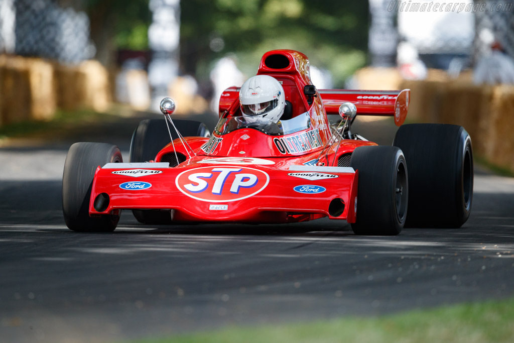 March 721X - Chassis: 721X/2 - Entrant / Driver Marcus Ahlqvist - 2019 Goodwood Festival of Speed
