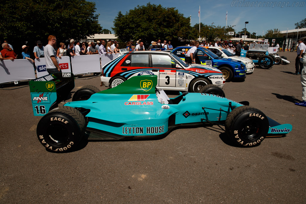 March CG891 - Chassis: CG891-04 - Entrant / Driver Andrew Higgins - 2019 Goodwood Festival of Speed