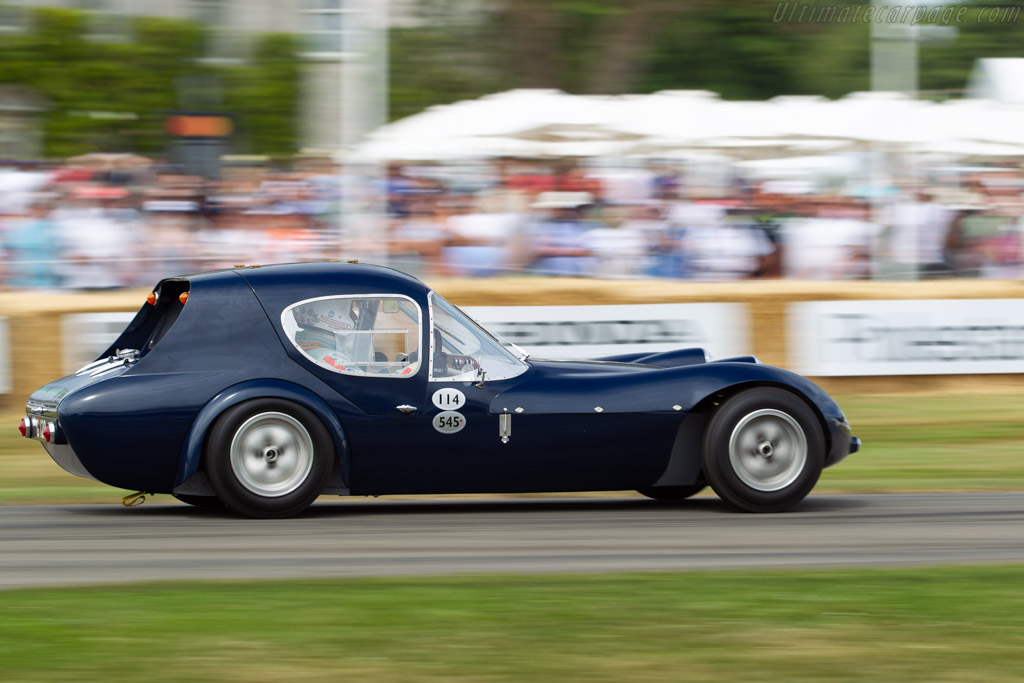 Marcos GT Xylon - Chassis: 1003 - Entrant / Driver Matteo Panini - 2019 Goodwood Festival of Speed