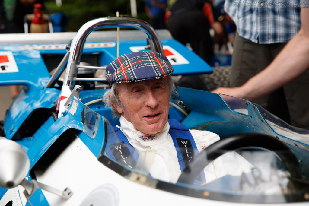 Matra MS80 - Chassis: MS80/02 - Driver: Jackie Stewart - 2019 Goodwood Festival of Speed