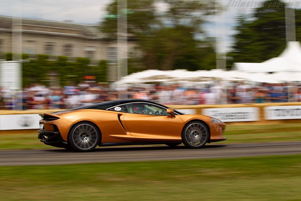 McLaren GT  - Entrant: McLaren Automotive - 2019 Goodwood Festival of Speed