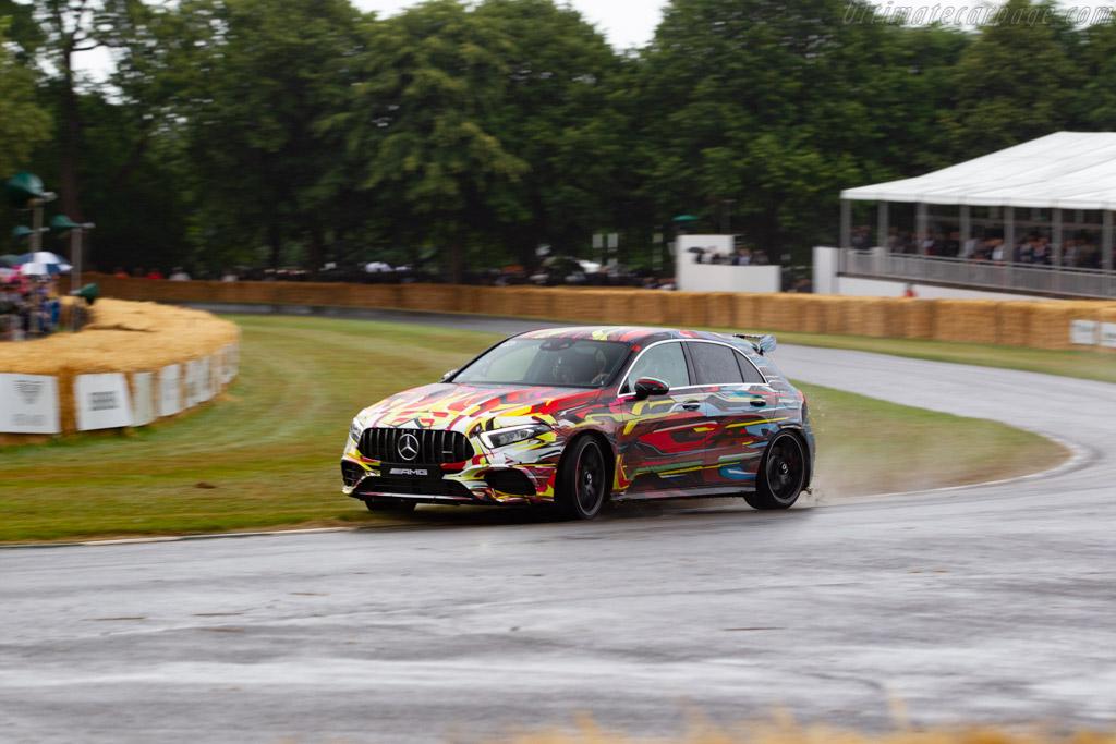 Mercedes-AMG A45  - Entrant: Mercedes-Benz UK - 2019 Goodwood Festival of Speed