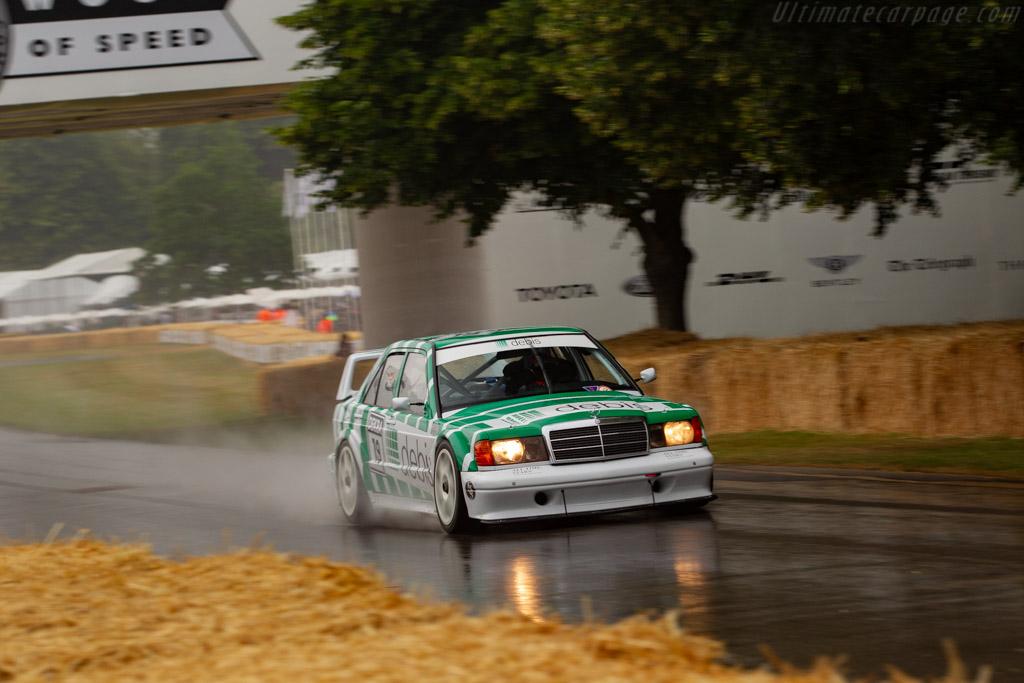 Mercedes-Benz 190E DTM  - Entrant: Mercedes-Benz Classic - Driver: Ellen Lohr / Bernd Mayländer - 2019 Goodwood Festival of Speed