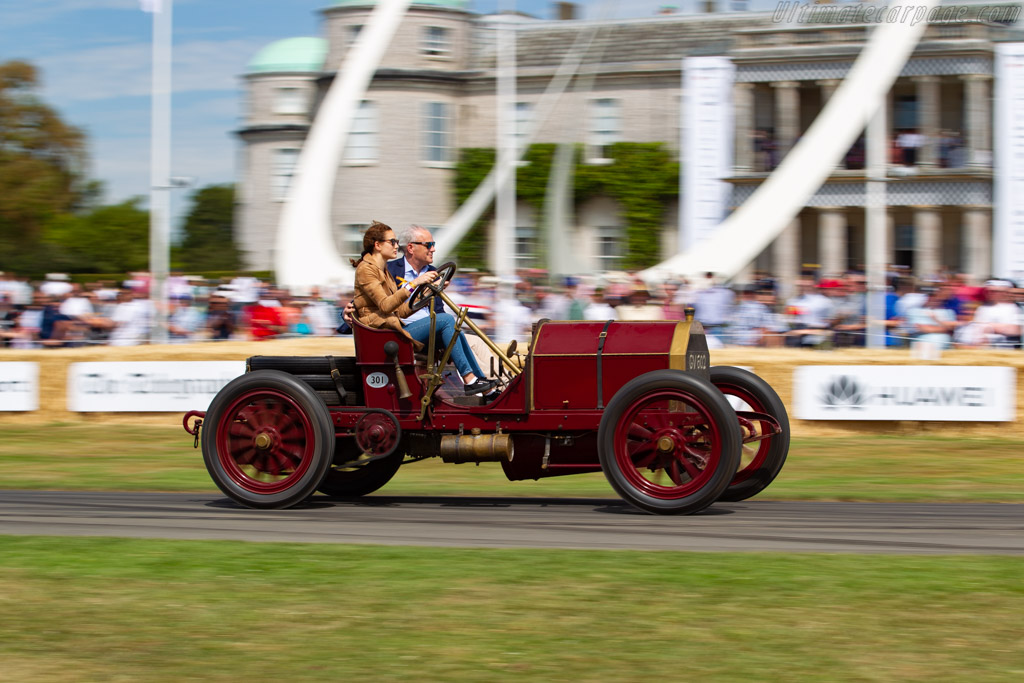 Mercedes-Benz 60HP  - Entrant / Driver Felicity Collings - 2019 Goodwood Festival of Speed