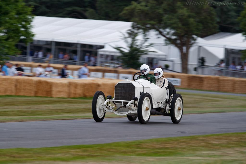 Mercedes-Benz Grand Prix  - Entrant: Martin Viessmann - Driver: Ben Collings - 2019 Goodwood Festival of Speed