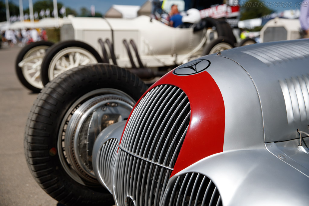 Mercedes-Benz W125 - Chassis: 190815 - Entrant: Mercedes-Benz Classic - Driver: Martin Viessmann - 2019 Goodwood Festival of Speed