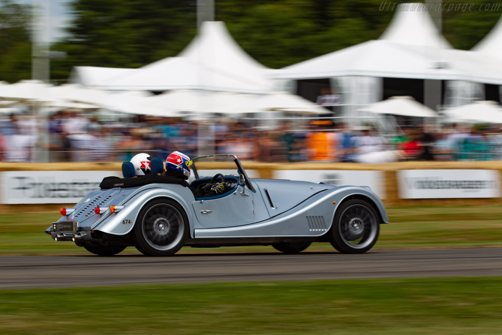 Morgan Plus 6  - Entrant: Morgan Motor Company - 2019 Goodwood Festival of Speed