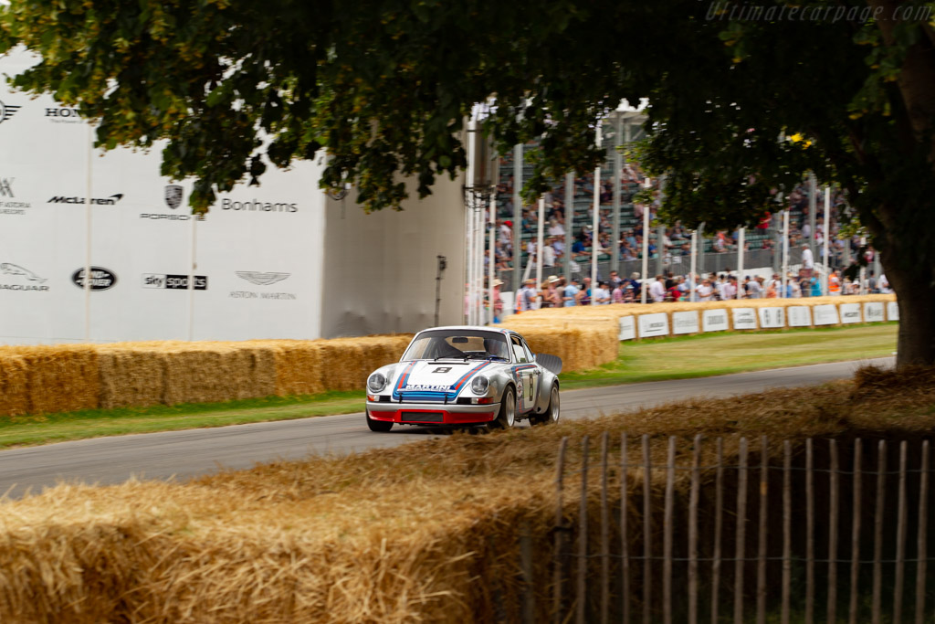 Porsche 911 Carrera RSR - Chassis: 911 360 0588 - Entrant / Driver Patrick Peter - 2019 Goodwood Festival of Speed