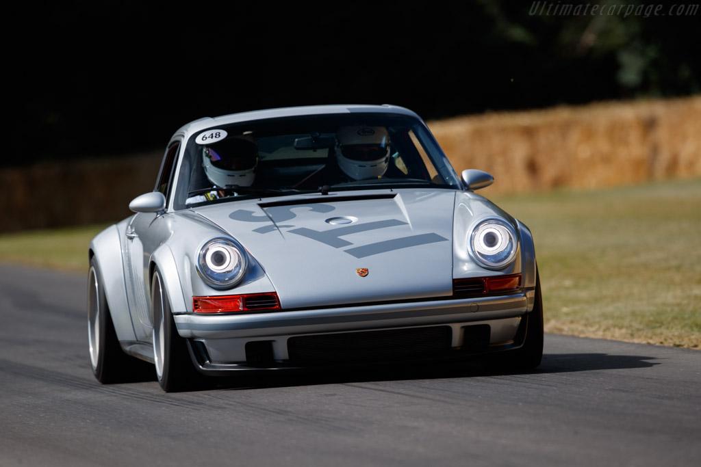 Porsche 911 DLS Reimagined by Singer  - Entrant: Singer Vehcle Design - 2019 Goodwood Festival of Speed