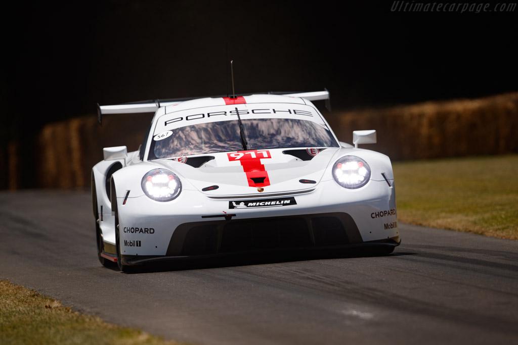 Porsche 911 RSR 19  - Entrant: Porsche Museum - 2019 Goodwood Festival of Speed