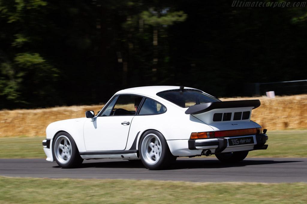 Porsche 911 TAG Turbo  - Entrant: Lanzante Ltd - 2019 Goodwood Festival of Speed