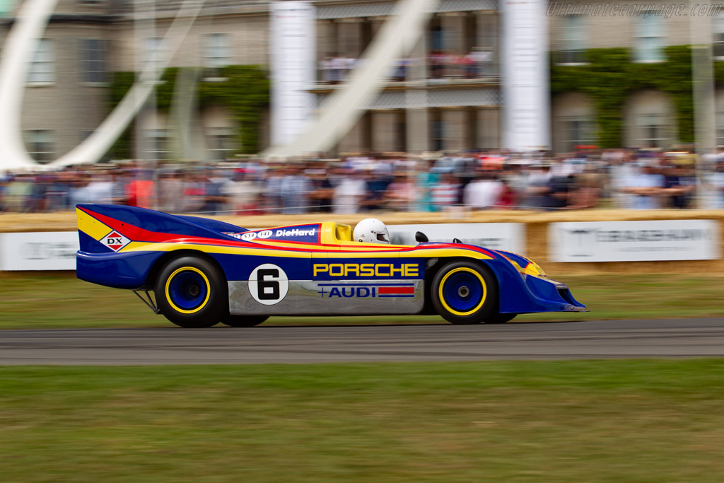 Porsche 917/30 - Chassis: 917/30-005 - Entrant / Driver Peter Harburg - 2019 Goodwood Festival of Speed