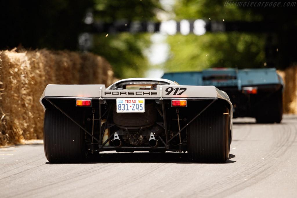 Porsche 917 K - Chassis: 917-030 - Entrant: Francois Perodo - Driver: Sebastien Crubilé - 2019 Goodwood Festival of Speed