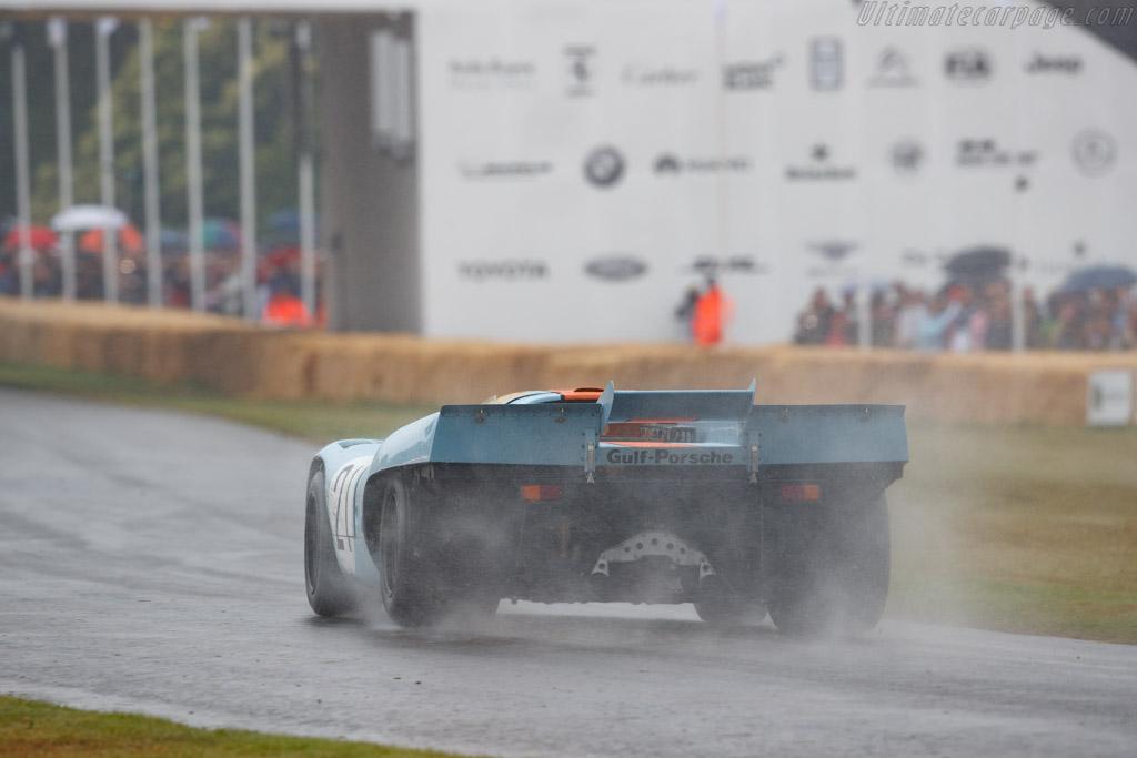Porsche 917 K - Chassis: 917-015 - Entrant: Porsche Museum - Driver: Gijs van Lennep - 2019 Goodwood Festival of Speed