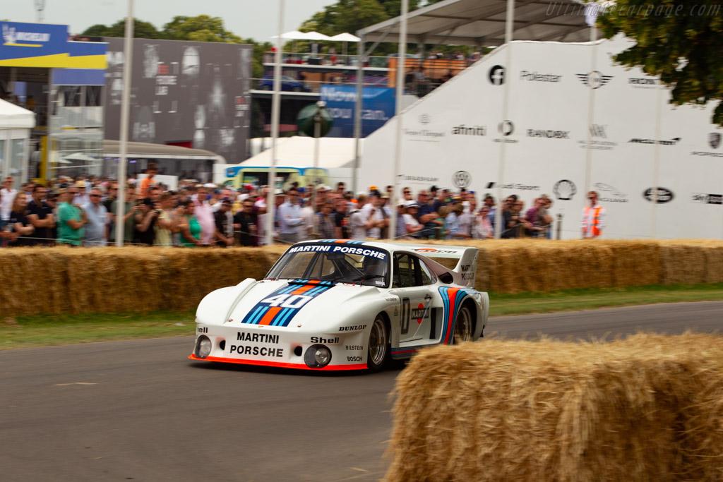 Porsche 935 'Baby' - Chassis: 935/2-001 - Entrant: Porsche Museum - Driver: JohnFitzpatrick - 2019 Goodwood Festival of Speed