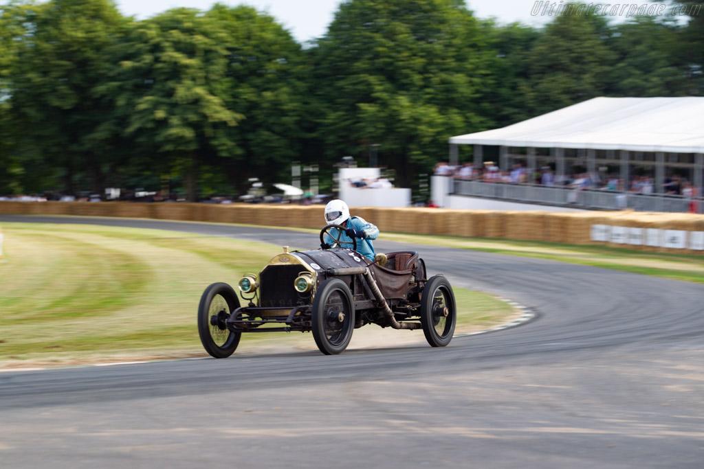 Scat Type C  - Entrant / Driver Andrew Howe-Davles - 2019 Goodwood Festival of Speed