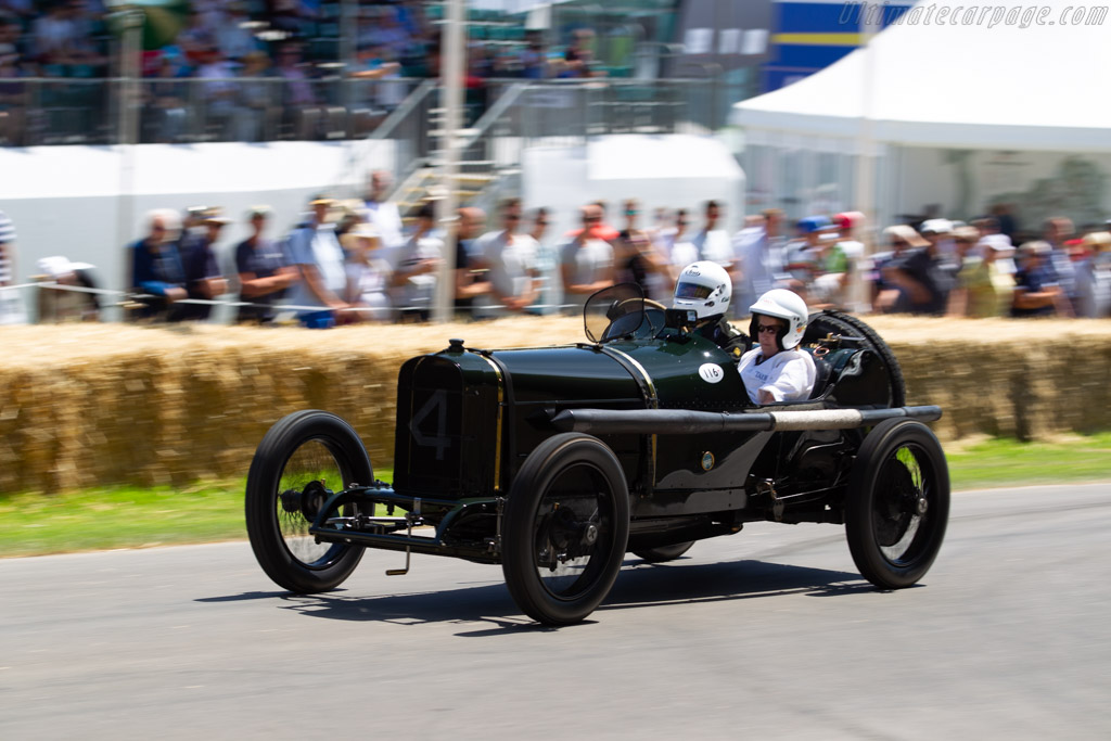 Sunbeam Tourist Trophy  - Entrant / Driver Nicolas Pellett - 2019 Goodwood Festival of Speed