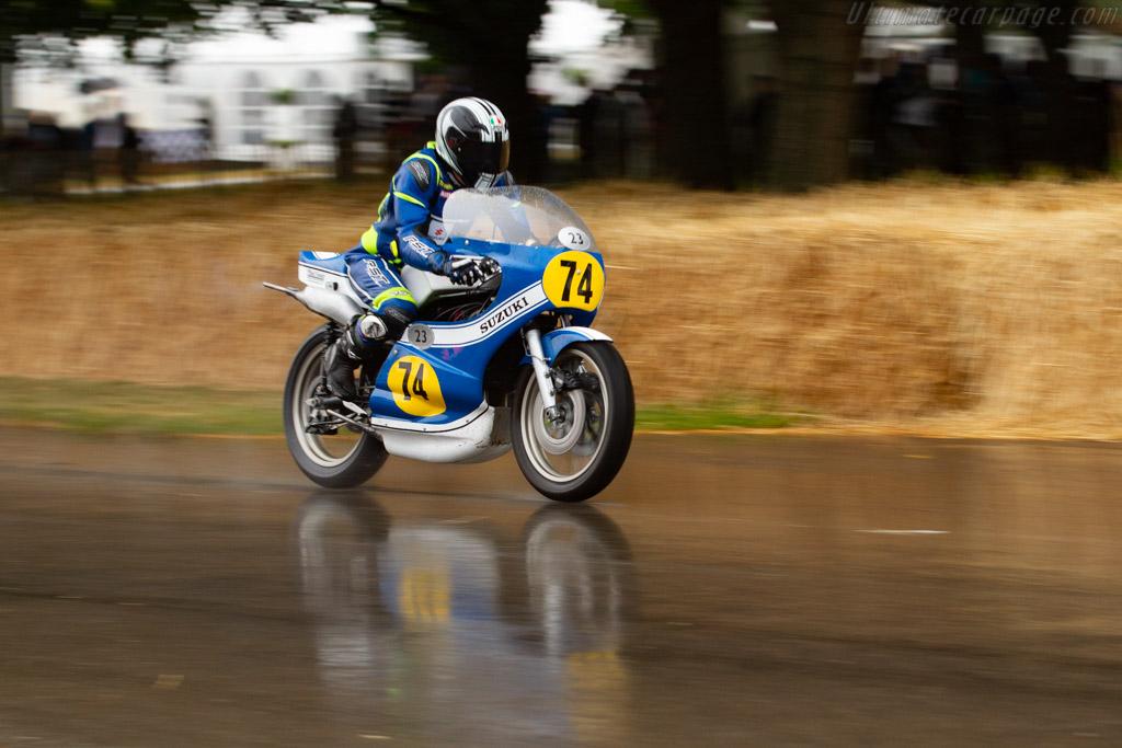 Suzuki XR41  - Entrant / Driver Ian King - 2019 Goodwood Festival of Speed