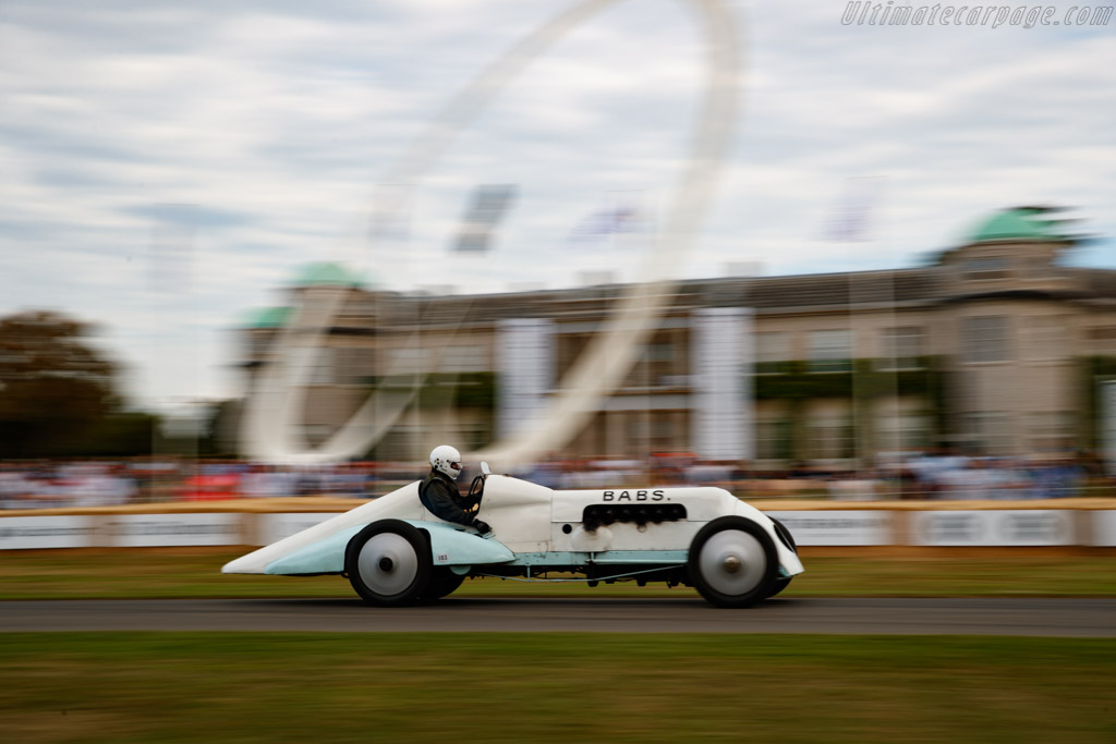 Thomas Special Babs  - Entrant / Driver Geraint Owen - 2019 Goodwood Festival of Speed