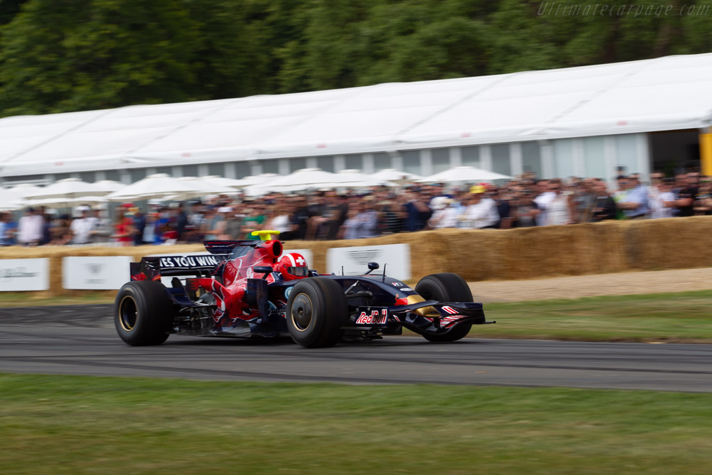 Toro Rosso STR3 - Chassis: STR3-04 - Entrant / Driver Alexander Seibold - 2019 Goodwood Festival of Speed